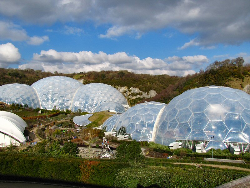 Eden Project - The Biomes