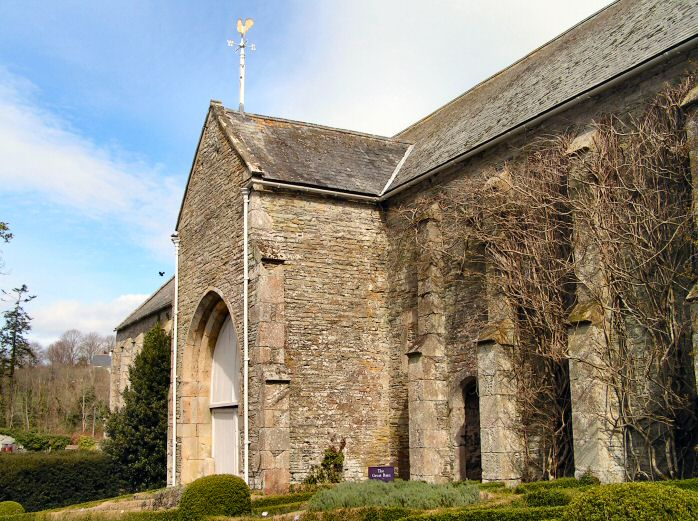 Buckland Abbey - Tithe Barn, Dartmoor