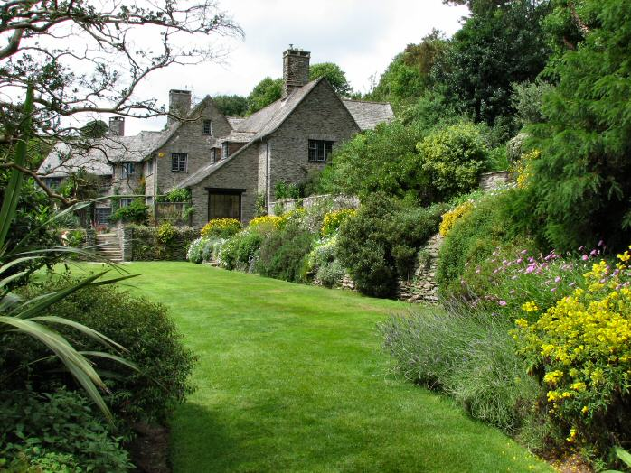 The House - Coleton Fishacre